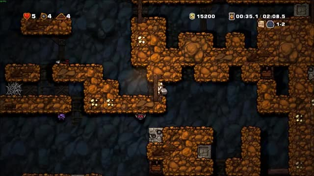 Watch and share Spelunky GIFs and Games GIFs on Gfycat
