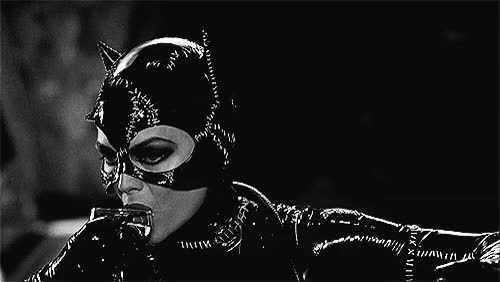 Watch and share Selina Kyle GIFs and Catwoman GIFs on Gfycat