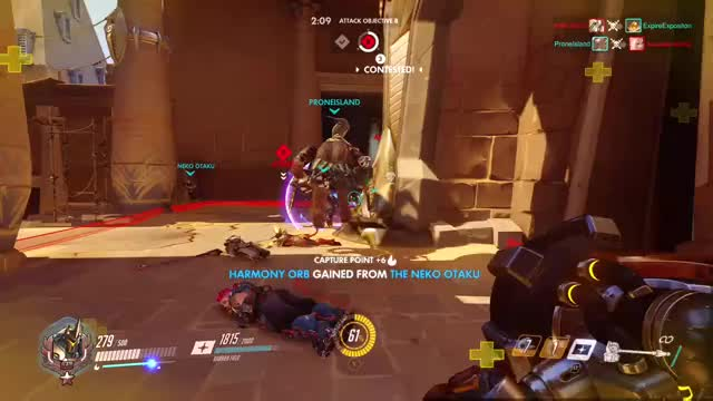 Watch the best  GIF by Gamer DVR (@xboxdvr) on Gfycat. Discover more OverwatchOriginsEdition, WarReliant, xbox, xbox dvr, xbox one GIFs on Gfycat