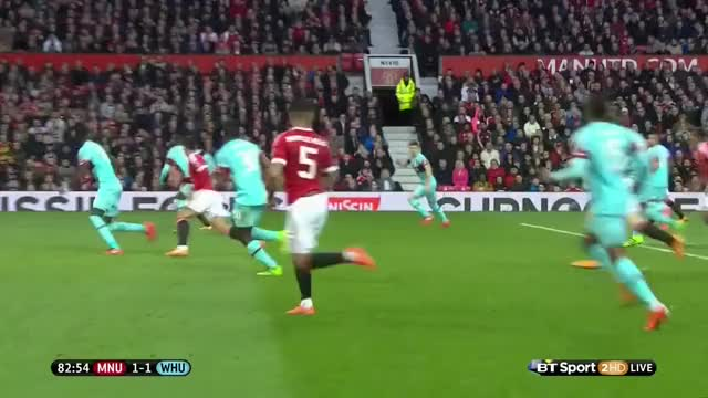 Watch 68 Martial (FA Cup) (3) GIF by @mu_2015_16 on Gfycat. Discover more related GIFs on Gfycat