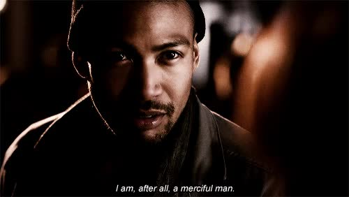Watch and share The Originals Marcel GIFs on Gfycat