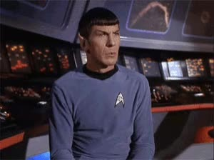 Watch and share Dramatic GIFs and Drama GIFs by Star Trek gifs on Gfycat