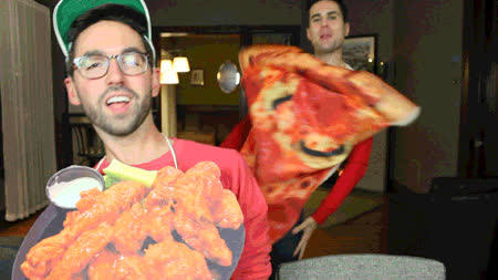 buffalo chicken GIFs