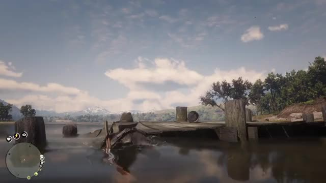 Watch Alternative fishing GIF on Gfycat. Discover more PS4share, Gaming, MnMarton, Márton Monos, PlayStation 4, Red Dead Redemption 2, Sony Interactive Entertainment GIFs on Gfycat
