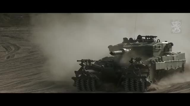 Watch and share Leopard 2A4s GIFs by tehroot on Gfycat