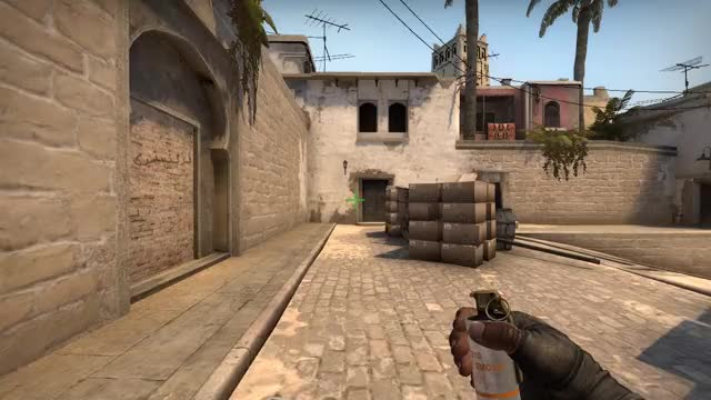 Watch and share Smoke Short From Top Mid On Mirage GIFs by Cadred.org on Gfycat