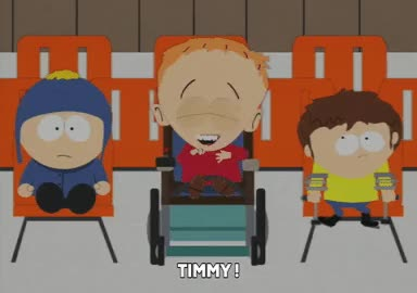 Watch and share South Park : Characters: Jimmy Valmer GIFs on Gfycat