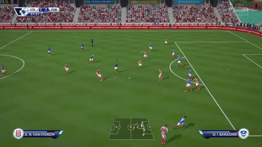FifaCareers, fifa, fifacareers, I didn't know the CPU could do this :  (reddit) GIFs
