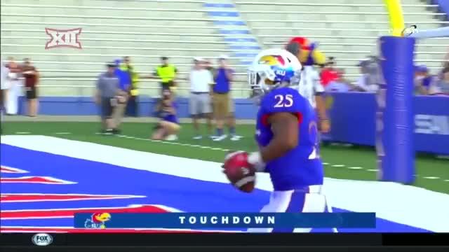 Watch and share Central Michigan Vs Kansas Football Highlights GIFs on Gfycat