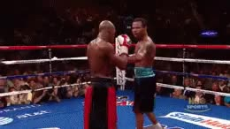Watch Mayweather Hook Cross GIF by @mightyfighter on Gfycat. Discover more related GIFs on Gfycat