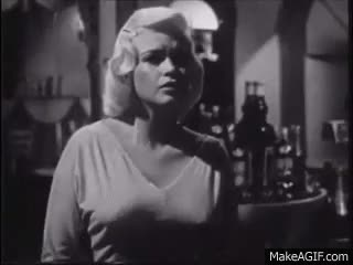 Jayne Mansfield as Midnight Franklinin Too Hot To Handle (19