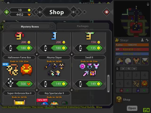Watch and share Rotmg GIFs by Steyr on Gfycat