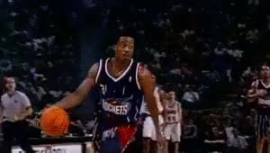 Watch and share Houston Rockets GIFs and Steve Francis GIFs on Gfycat