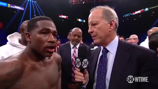 Watch Pacquiao vs. Broner Post-Fight Interviews | SHOWTIME PPV GIF on Gfycat. Discover more Filipino, Highlights, PPV, Sports, ab, decision, fight, funny, interview, mayweather, night, pacbroner, philippines, post-fight, promotions, shosports, showtime, welterweight, win, winner GIFs on Gfycat