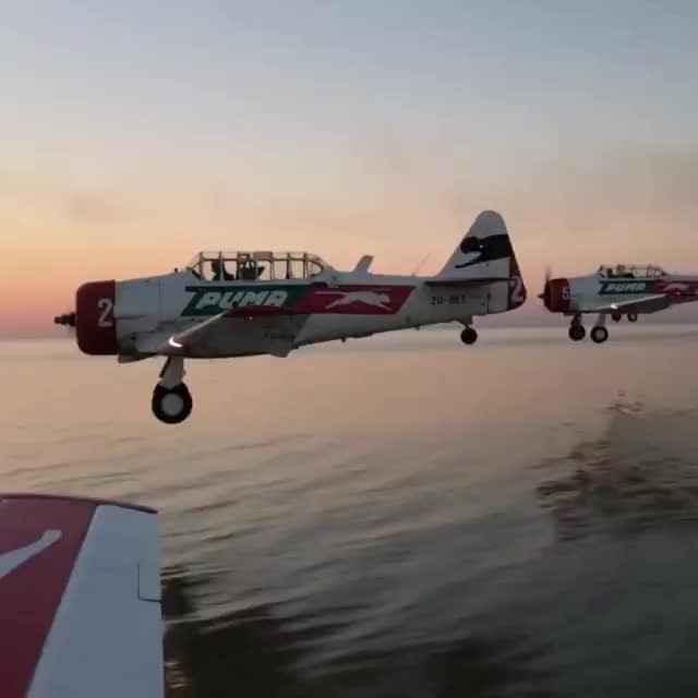 Watch and share Water Skiing In A Plane GIFs on Gfycat