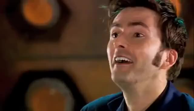 Watch and share The Tenth Doctor GIFs and David Tennant GIFs on Gfycat