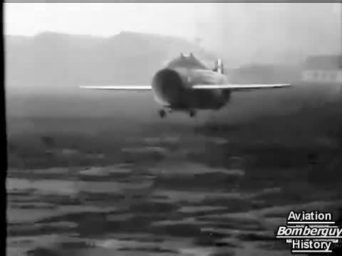 aviationgifs, The Flying Barrel. (reddit) GIFs