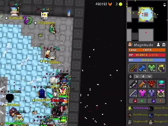 Watch Crusade at defender GIF by Magnitude (@magnitude) on Gfycat. Discover more rotmg GIFs on Gfycat