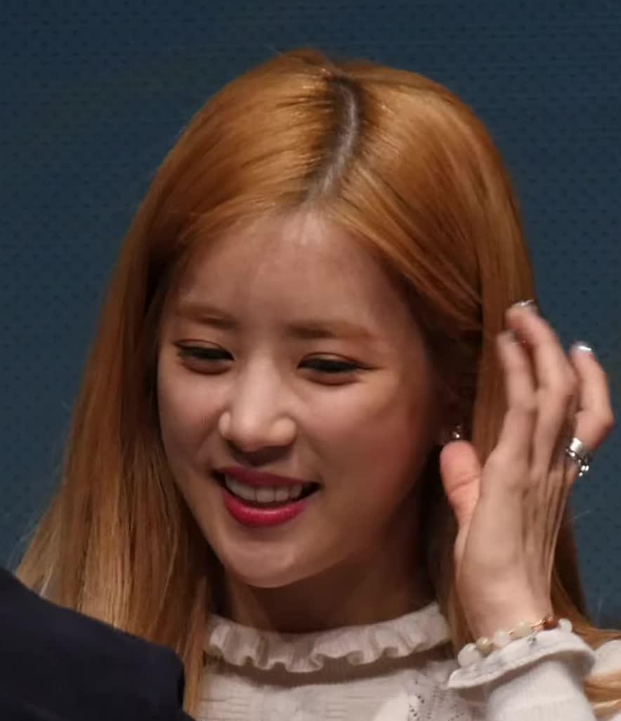 에이핑크, 초롱, Apink Chorong's Tongue GIFs