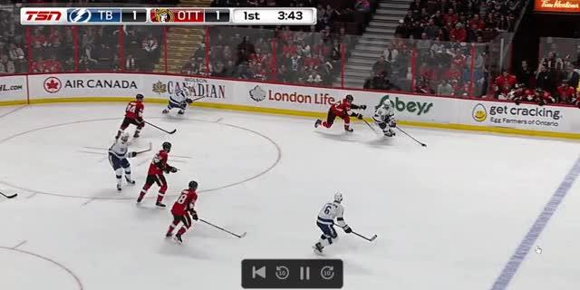 Watch and share Ottawa Senators GIFs and Hockey GIFs by coreyathletic on Gfycat