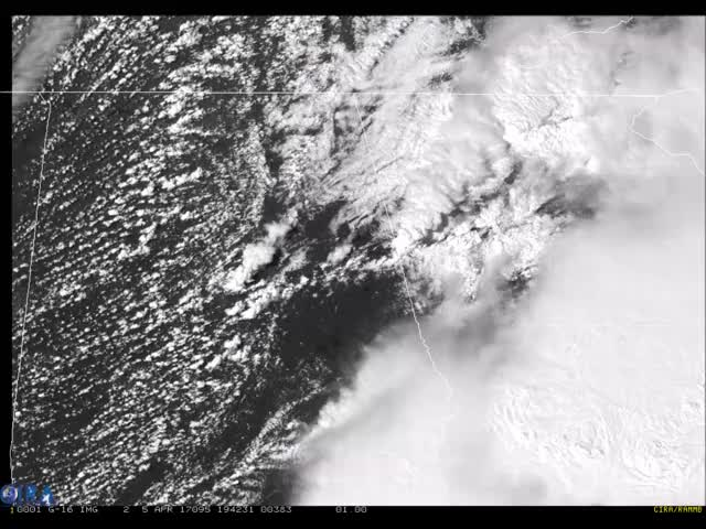 Watch Alabama supercell GIF by SpaceBased (@goes-r) on Gfycat. Discover more related GIFs on Gfycat