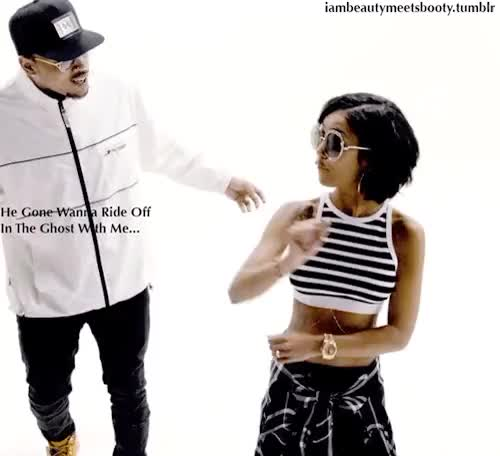 Watch and share Chris Brown GIFs and Jhene Aiko GIFs on Gfycat