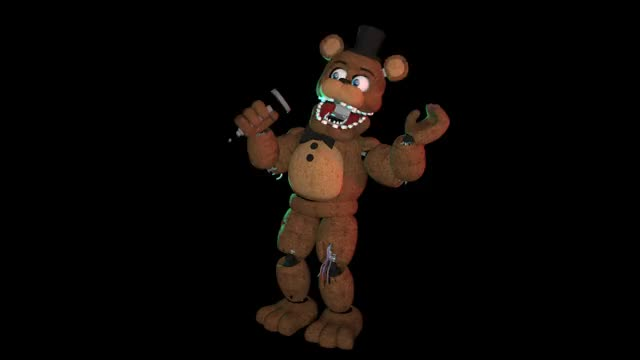 Watch FNaF World Withered Freddy Remake GIF by @gojizilla on Gfycat. Discover more five nights at freddy's, fivenightsatfreddys, sfm GIFs on Gfycat