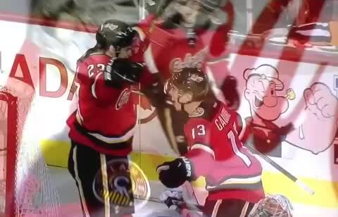 calgaryflames, hawwkey, Bring it in for the real thing (reddit) GIFs