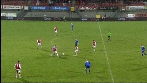 Watch and share Bart Van Brakel. MVV - Den Bosch. 16.12.2011 GIFs by fatalali on Gfycat
