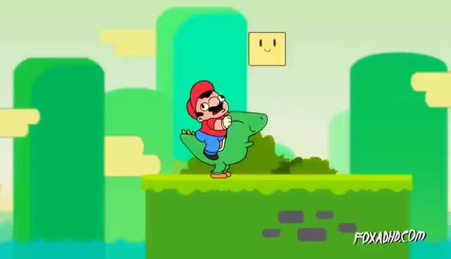 Watch and share Super Mario GIFs and Yoshi GIFs on Gfycat