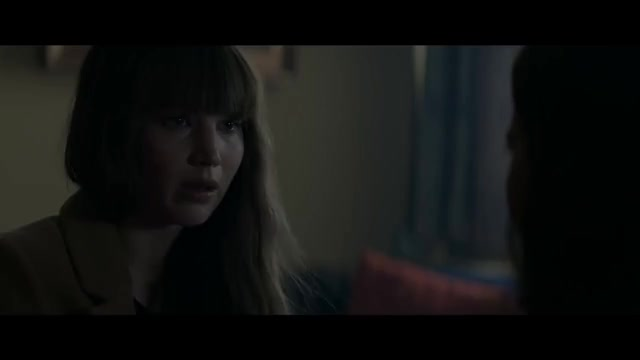Watch and share Red Sparrow | Official Trailer [HD] | 20th Century FOX GIFs on Gfycat