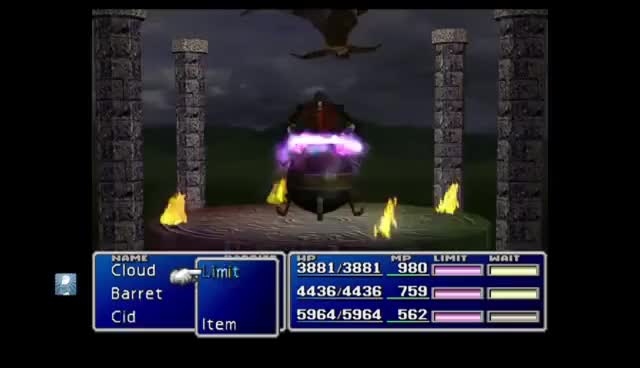 Watch FF7 - FINAL FANTASY VII - Hades - PS4 GIF on Gfycat. Discover more related GIFs on Gfycat