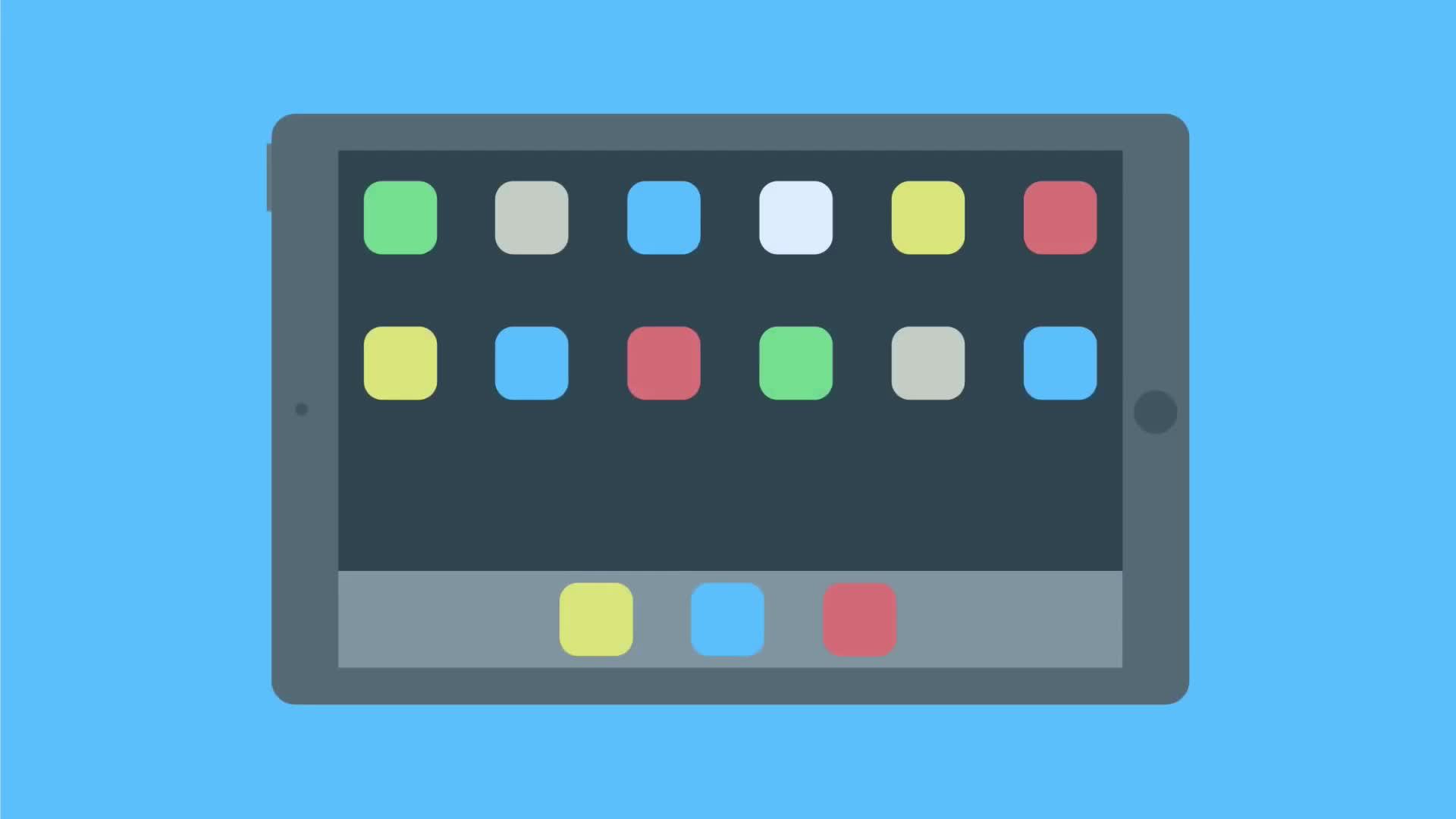 ios, ios 10, ios 7, ios7, johny ive, skeumorphism, skeuomorphism, windows, windows 8, windows8, Interesting Finger GIFs