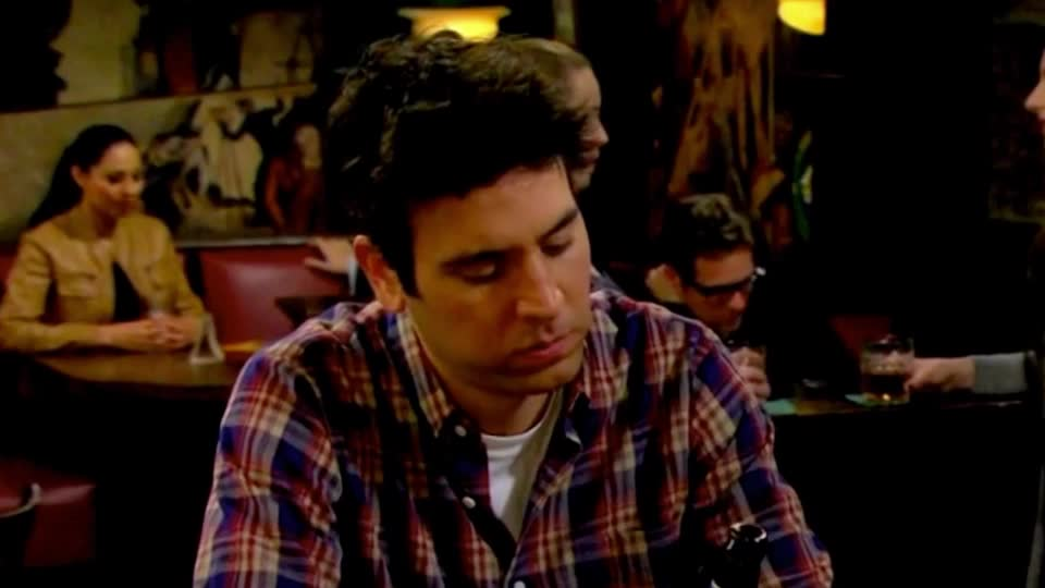 disappointed, met, your, Disappointed Ted Mosby  GIFs