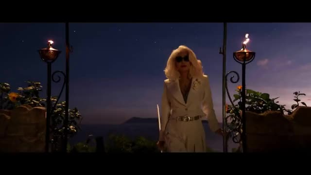 Watch Mamma Mia! Here We Go Again ft. Cher  [HD] GIF on Gfycat. Discover more abba, celebs, cher GIFs on Gfycat