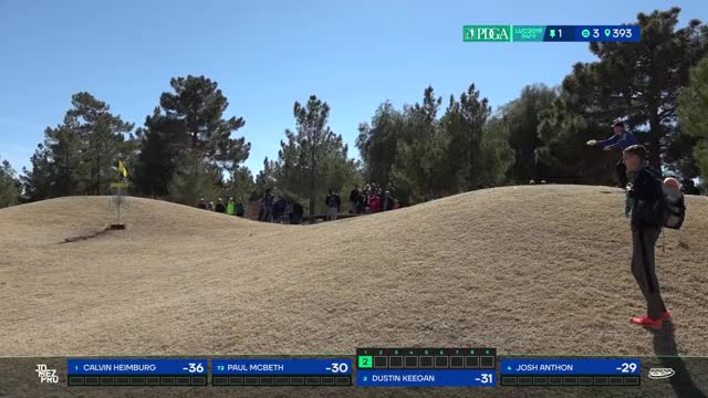 Watch 2019 LVC | FINAL ROUND | Josh Anthon hole 1 putt GIF by Benn Wineka UWDG (@bennwineka) on Gfycat. Discover more dgpt, disc golf, disc golf 2019, disc golf tournament, disc golf video, jomez coverage, jomez disc golf, jomez productions, jomezpro, pdga GIFs on Gfycat