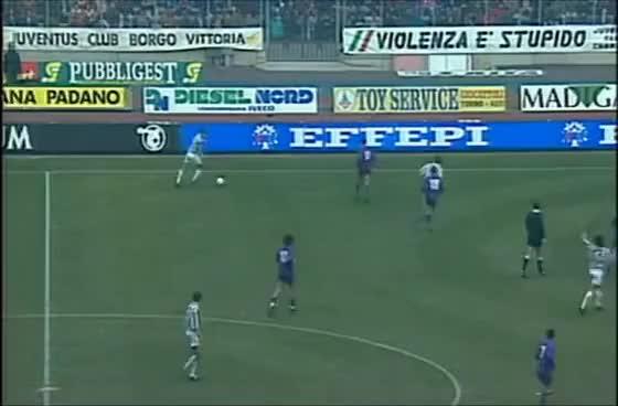 Watch and share Del Piero Vs Fiorentina 94 GIFs on Gfycat