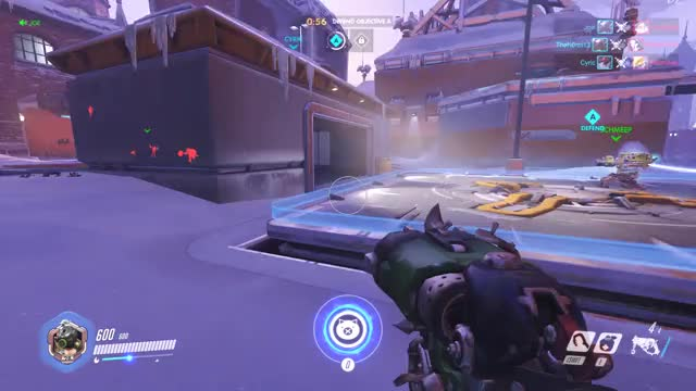 Watch Double Roadhog Hook GIF by @bubbah94 on Gfycat. Discover more related GIFs on Gfycat