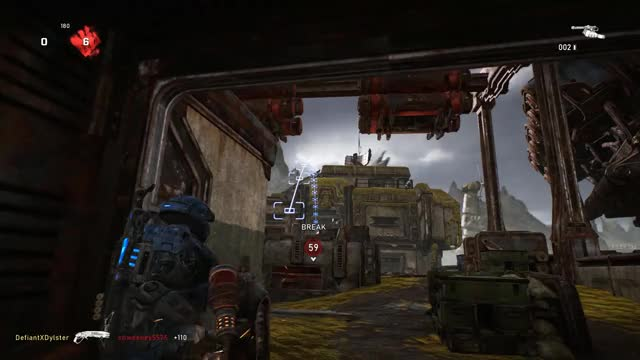 Watch and share Gears 5 GIFs by Scratchpaw on Gfycat