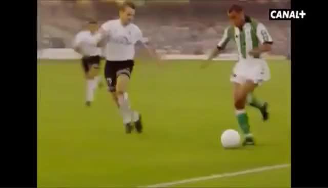 Watch and share Denilson En El Betis. Años 1998-2005 GIFs on Gfycat