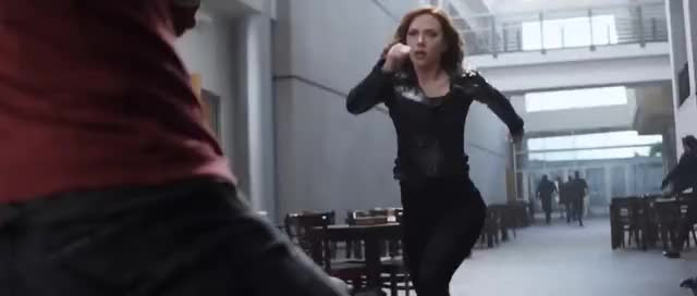 Watch this captain america civil war GIF on Gfycat. Discover more 2016, Action, Falcon, Sci-fi, Vision, action, ant-man, captain america civil war, clip, falcon, fandango, fight, hawkeye, hd, movieclips, movieclipstrailers, official, scene, sci-fi, thriller, vision GIFs on Gfycat