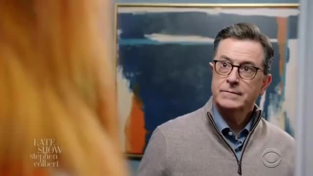 Watch Speechless GIF on Gfycat. Discover more Colbert, Hollywood, Humor, Que, celeb, celebrities, comedian, comedy, famous, funny, joke, jokes, nowords, question, serious, shock, sorpresa, speechless, surprise, what GIFs on Gfycat