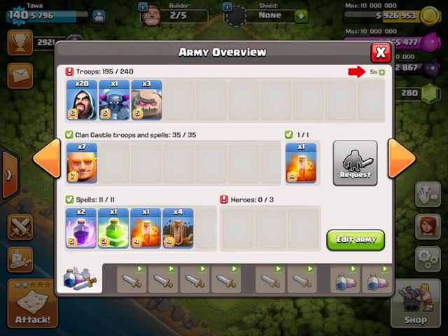 Watch this GIF by tawanicolas on Gfycat. Discover more clashofclans GIFs on Gfycat