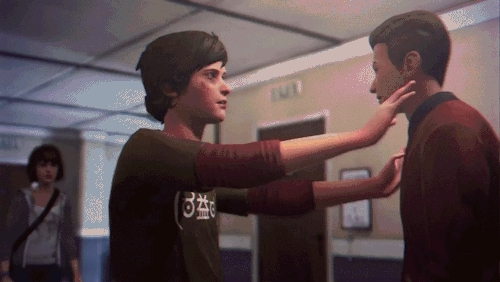LifeIsStrange, Nathan, Warren, life is strange, Dat was AWESOME!Wait for 4 ep. Life is strange. GIFs