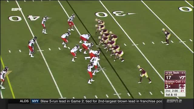 Watch 2017 Virginia Tech @ Boston College GIF on Gfycat. Discover more hokie tapes, hokietapes, virginia tech GIFs on Gfycat