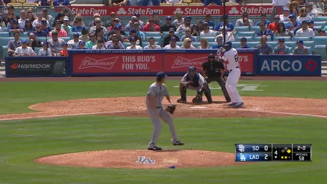 Watch and share Puig's Second Two-run Homer GIFs by Razzball on Gfycat