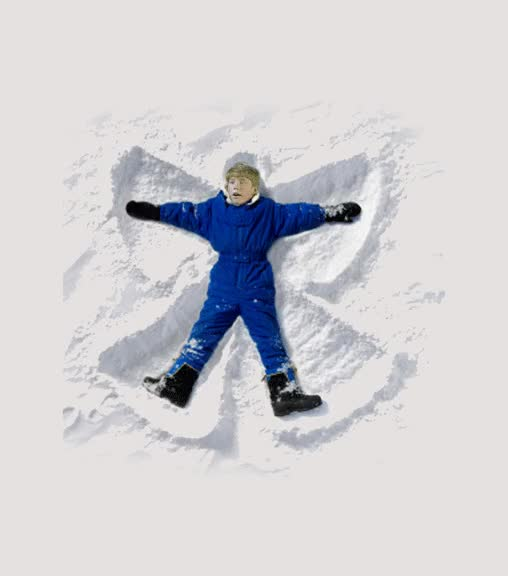 Watch snow angel GIF on Gfycat. Discover more related GIFs on Gfycat