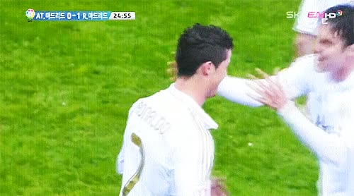 Watch and share Cristiano GIFs on Gfycat