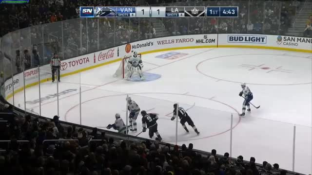 Watch Boeser header GIF by Matt D (@phenomenon98) on Gfycat. Discover more Vancouver Canucks, hockey GIFs on Gfycat