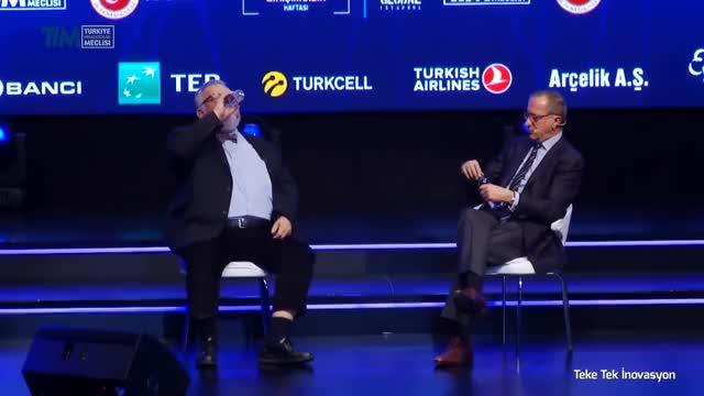 Watch Celal Şengör Fatih Altaylı Teke Tek inovasyon oturumu GIF on Gfycat. Discover more related GIFs on Gfycat